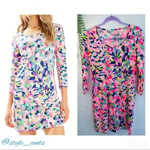 NWOT Lilly Pulitzer Pina Colada Club Dress